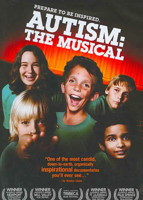 AUTISM:MUSICAL BY HALL,ELAINE (DVD)